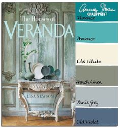 NO SANDING LAYERED LOOK USING CHALK PAINT®BY ANNIE SLOAN. Similar created by Cheryl Frampton of Big White Goose