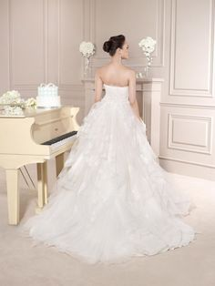 Fara Sposa Wedding Dresses 2015 Bridal Collection with Luxurious Designs: http://www.modwedding.com/2014/10/15/fara-sposa-wedding-dresses-2015-bridal-collection-luxurious-designs/ #wedding #weddings #wedding_dress