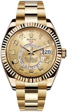 Gift for Him- Rolex Watches - Sky-Dweller - Style No: 326938