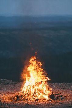 Fire, Flame, Burn, Bonfire