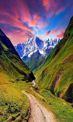 Paradise Mountani by Chipuli Sossa on 500px