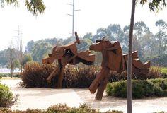Jimmy Rix | visualartist.info Racing, Sculpture, Artist, Walls, Running, Auto Racing, Sculpting, Statue, Sculptures