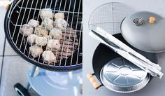Räuchern in Wok und Kugelgrill | Küchengötter