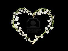 lilly of the valley heart tattoo idea. May birth flower. Add Em's name in the middle? May Birth Flowers, Wreath Tattoo, Wrist Tattoos, New Tattoos, Time Tattoos, Foot Tatoos, Tattos, Heart Tattoo Shoulder, Rose Heart Tattoo