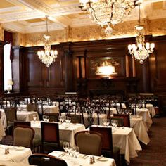 DESIGNRESTAURANTS Simpson's in the Strand, London WC2 | Club offers available
