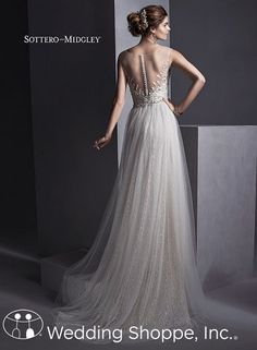 Sottero and Midgley Bridal Gown Melinda / 5SR104 $1199