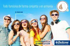 Recobra tu capacidad auditiva con la solución adecuada, un aparato auditivo es la solución de primer nivel en tecnología. Programa tu audiometria gratuita. Lada sin costo 01800 8321230 www.mibeltone.com.mx #México #promociones #verano  #Salud