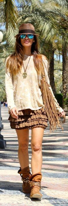 Hate the skirt, Love everything else