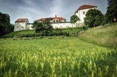 Castle Negova, near Gornja Radgona.