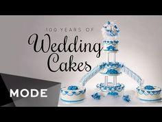 El vídeo que muestra en tan sólo TRES minutos cómo han cambiado los pasteles de BODA en 100 años   Difundir.ORG