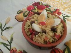 Cuscus con 7 verdure estive