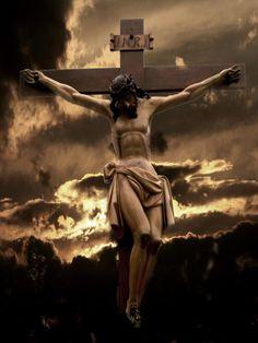 La Muerte de Cristo. Ejecutado por las autoridades locales acusado de blasmemia e incumplir las leyes