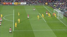 Lukaku, Pogba denied Man United's opener Premier League Highlights, Football Gif, Soccer, Futbol, European Football, European Soccer, Football, Soccer Ball