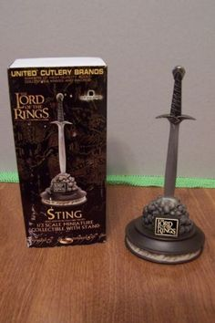 lord of the rings sting letter opened have this love this