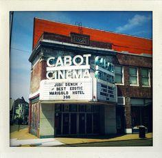 Cabot Cinema. Beverly, MA.