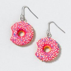 i cant decide if its a food or earring please someone tell me!