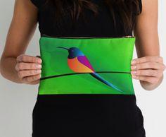 Hummingbird - Studio Pouch