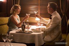 Spectre (2015) Lea Seydoux and Daniel Craig