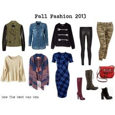 """Fall Fashion 2013"" by stefanie-v on Polyvore"