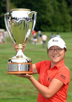 What I Did on My Summer Vacation... 15 yr old amateur Lydia Ko made history by becoming the youngest player to win in LPGA Tour history with a victory at the 2012 CN Canadian Women's Open.
