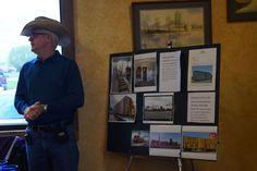 Doug Kiburz-Speaker on New Trails End Monument on MO State Fairgrounds Business Women, Organization, Frame, Getting Organized, Organisation, Frames, A Frame, Hoop, Picture Frames