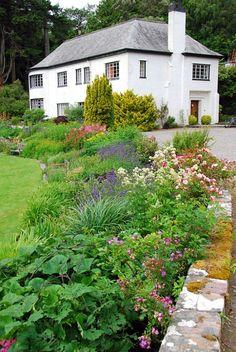 Inverewe Botanical Gardens, north of Poolewe in Wester Ross, Highlands. Scotland Travel, Ireland Travel, Highlands Scotland, Wester Ross, Scottish Accent, Scotland Holidays, Scotland Castles, Holiday Places, English House