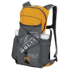 The Rush Pack is perfect for any and all single day adventures. From trail running to peak bagging this is an easy choice! Just grab it and go!,