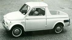 Fiat 500 Ziba (Ghia), 1962