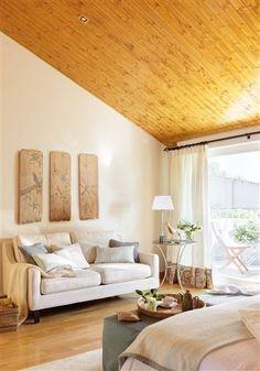 Un dormitorio más joven y con mucha luz · ElMueble.com · Dormitorios