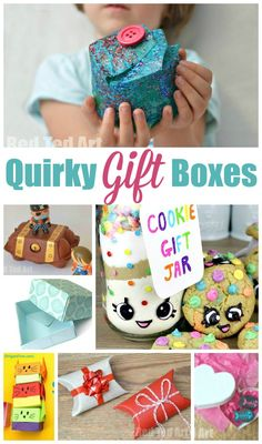 Over 15 Quirky Gift