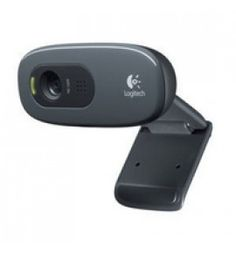 "Buy ""Logitech C270 High Definition Webcam Black"" online today. Now in stock"
