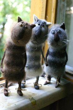 kassis6ltlane: Katerina Kozunenko's cute toys