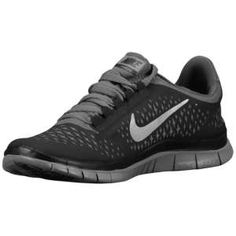Nike Free Run 3.0 V4 - Women's - Running - Shoes - Hot Punch/Silver/Pure Platinum