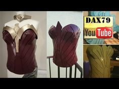 This is a video to show how I made a Wonder Woman Gal Gadot Corset from the film Batman V Superman: Dawn of Justice. This video looks at the corset. I will p...