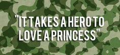 #Army #love #princess
