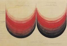 Magda Langenstraß-Uhlig, Exercise from Paul Klee's Colour Class, 1925 Karl Peter Röhl Foundation, Weimar