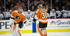 Philadelphia Flyers 2017-18 Midterm Report Cards: Goaltenders  SB Nation