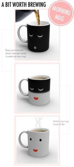 The Morning Mug by Damian O'Sullivan