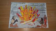 "ל""ג בעומר Lag Baomer, Art For Kids, Kindergarten, Rugs, Cover, Home Decor, Art For Toddlers, Farmhouse Rugs, Art Kids"
