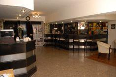 Recepción del Hotel del Rey en La Plata