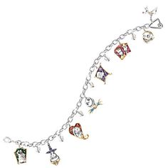 "Tim Burton's ""The Nightmare Before Christmas"" Charm Bracelet"