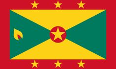 Bandera de Granada.