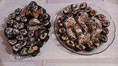 W siódmym niebie - blog kulinarny: Urodzinowy post Sushi, Ethnic Recipes, Blog