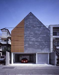 naf architect & design Inc.-広島・東京を拠点に活動する一級建築士、中薗哲也+中佐昭夫による建築家ユニット(建築設計事務所)/ナフ・アーキテクト&デザイン-