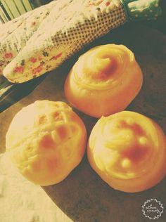 Custard Bread!!! <3