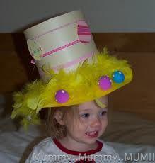 easter bonnet ideas for kids - Google Search