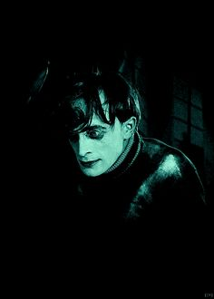 "Conrad Veidt - ""The Cabinet Of Dr. Caligari"" (1920) Gif from Ginger Guardian"