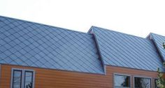 Metal roof tile / covered with stone granules - INTERLOC® LITE - Roser Co., Ltd.