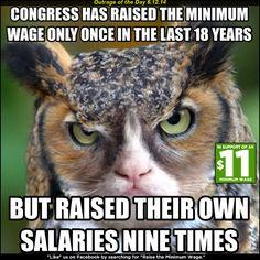 Do you think the American people deserve a raise?...#UniteBlue #p2