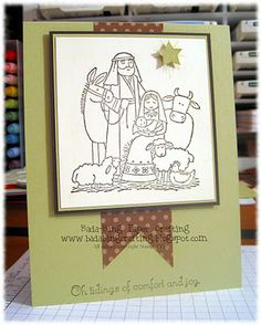 Bada-Bing! Paper-Crafting!: December 2011